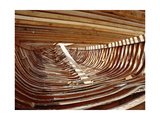 Dhows are Still Constructed Using the Traditional Methods at Ajman Wharf, Using Woods Brought… Giclee Print