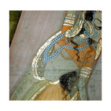 A Detail from One of the Legends of Krishna Giclee Print