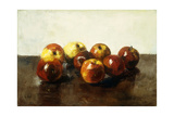 A Still Life of Apples Giclee Print by Lesser Ury