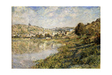 Vetheuil, 1879 Giclee Print by Claude Monet