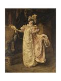 The Arrival Giclee Print by Eduardo-leon Garrido