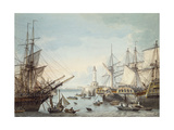 Ramsgate, 1805 Giclee Print by Samuel Atkins