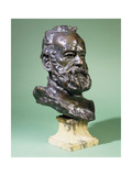 Victor Hugo Giclee Print by Auguste Rodin