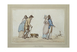 Age and Youth Giclee Print by Thomas Rowlandson