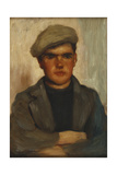 The Fisherboy Giclee Print by Henry Scott Tuke