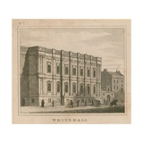 The Banqueting House, Whitehall Giclee Print