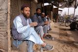 Afghan Men, Kabul Photographic Print
