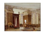 The Presence Chamber at Hardwick, 1858 Giclee Print by William Henry Lake Price
