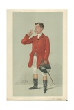 Mr Arthur James Giclee Print by Sir Leslie Ward