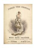 Parlez Vous Francais Giclee Print by Alfred Concanen