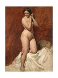 Nude from the Front Giclee Print by William Etty