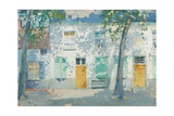 Sunday Morning at Moll, Valencia, 1911 Giclee Print by Emanuel Samson van Beever