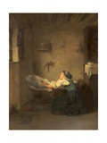 The Mother, 1868 Giclee Print by Paul Soyer