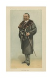 Theophile Delcasse Giclee Print by Jean Baptiste Guth