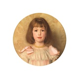 Rosalind Giclee Print by Thomas Cooper Gotch