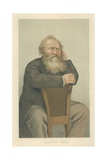 Mr Charles Francois Gounod Giclee Print by Theobald Chartran