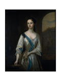 Portrait of Dorothy Savile, Countess of Burlington Giclee Print by Charles Jervas