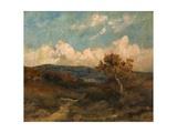 Landscape, C.1870-80 Giclee Print by Cecil Gordon Lawson