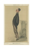 Mr James Anthony Froude Giclee Print by Adriano Cecioni