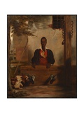 The Fair Penitent, 1830 Giclee Print by Henry James Pidding