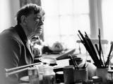David Jones, on His 70th Birthday, 1965 Photographic Print
