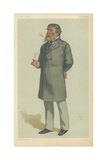 Mr James Russell Lowell Giclee Print by Theobald Chartran