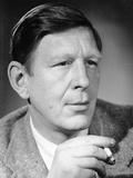 W.H. Auden, 1951 Photographic Print