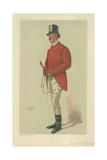 Captain William George Middleton Giclee Print by Theobald Chartran