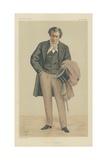 Mr Victorien Sardou Giclee Print by Theobald Chartran