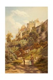 Stirling Castle Giclee Print by Theodore Hines