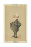 Adolphe Thiers Giclee Print by Adriano Cecioni