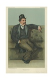 Dr James Stuart Giclee Print by Henry Charles Seppings Wright