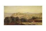 Bethleham, 1873 Giclee Print by Edward Lear