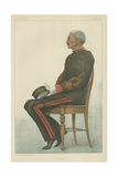 Captain Alfred Dreyfus Giclee Print by Jean Baptiste Guth