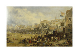 Country Fair Giclee Print by James Holland