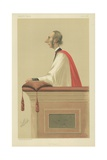 The Very Reverend Richard William Church Giclee Print by Liborio Prosperi