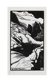 Mont-Blanc, 1892 Giclee Print by Felix Edouard Vallotton