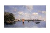 A Venetian View Giclee Print by Martin Rico y Ortega