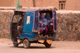 Transport in Afghanistan Photographic Print