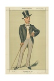 Sir Richard Wallace, the Hertford Property, 29 November 1873, Vanity Fair Cartoon Giclee Print by Sir Leslie Ward