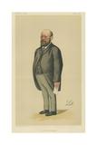 Mr Lionel Louis Cohen Giclee Print by Liborio Prosperi