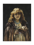 A Gleam of Light, 1891 Giclee Print by John Henry Henshall