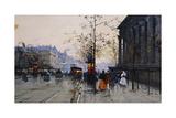 La Madeleine, Paris Giclee Print by Jacques Lieven