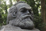 Karl Marx by Laurence Bradshaw, Highgate East Photographic Print