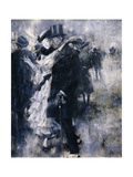 An Elegant Couple Giclee Print by Friedrich Stahl
