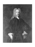 Portrait of Dr. Martin Lister, C.1675-1739 Giclee Print by Charles Jervas