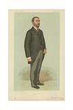 Mr Thomas Henry Ismay Giclee Print by Liborio Prosperi