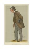 Major E H Egerton Giclee Print by Liborio Prosperi