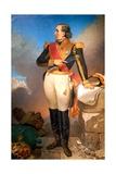 Portrait of Marechal Soult, Duc De Dalmatie, C.1819-35 Giclee Print by Joseph Desire Court