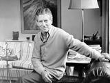 Roy Fuller, 1985 Photographic Print